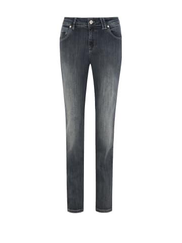 Million X - Women Damen Jeans Victoria Skinny in blue gray denim