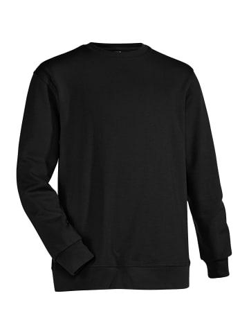 Expand Herren Arbeits Sweatshirt in schwarz