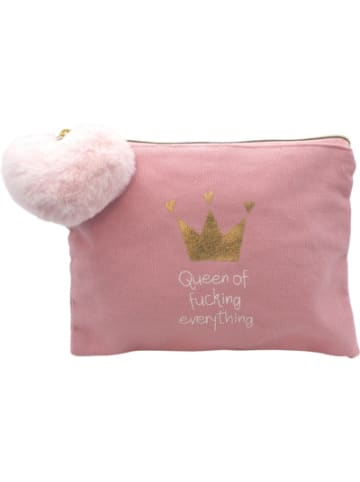 "Mea Living Kosmetiktasche ""Queen of fucking everything"""