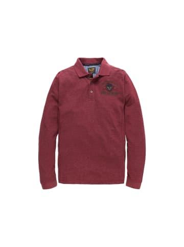 PME Legend Poloshirts in braun