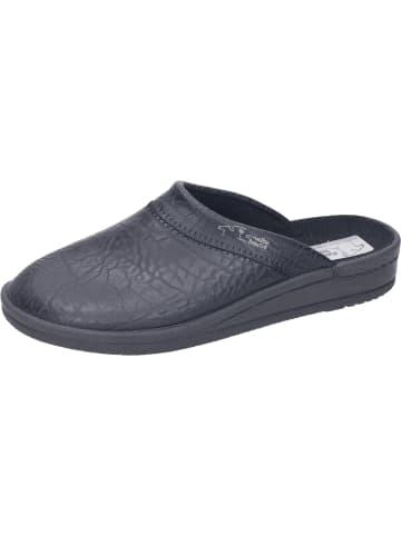 Manitu-Home Pantoffeln in schwarz