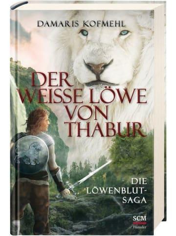 SCM Hänssler Der weiße Löwe von Thabur   Die Löwenblut-Saga