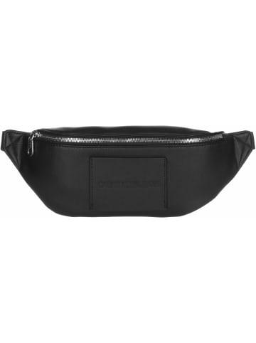 CALVIN KLEIN JEANS Gürteltasche Micro Pebble Streetpack in black