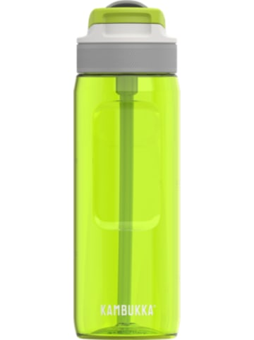 KAMBUKKA® Tritan-Trinkflasche LAGOON Spout Apple, 750 ml, inkl. Trinkhalm