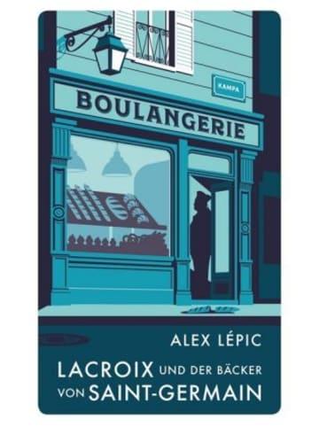 Kampa Verlag Lacroix und der Bäcker von Saint-Germain
