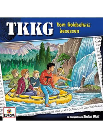 TKKG CD TKKG 201 - Vom Goldschatz besessen