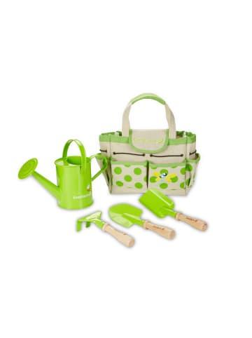 EverEarth Gartenbeutel mit Geräten in Grün