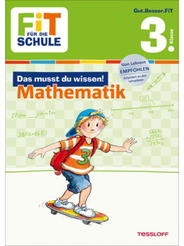 Tessloff Das musst du wissen! Mathematik 3. Klasse