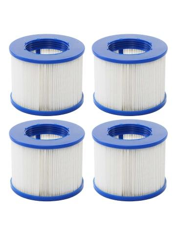 MCW Wasserfilter für Whirlpool E32, 4 Stück
