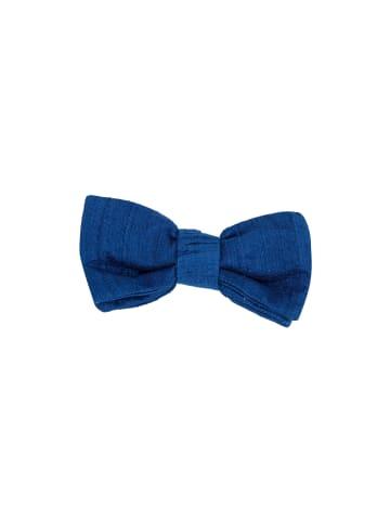 Hans Hermann  Fliege Blue Pearl in blau