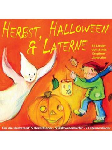 Mediaarte Herbst, Halloween & Laterne, Audio-CD