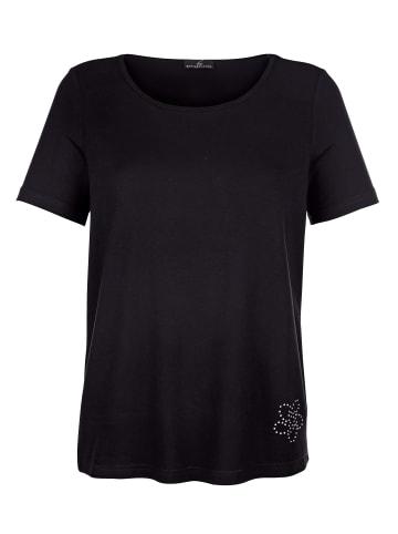 Basically you Shirt in Schwarz