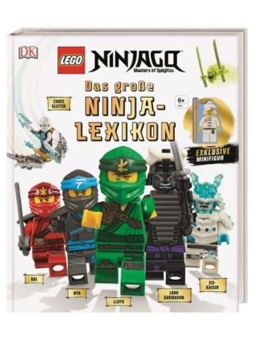 Dorling Kindersley  LEGO® NINJAGO® Das große Ninja-Lexikon