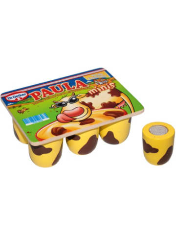 Chr. Tanner Dr. Oetker Paula Minis aus Holz Spiellebensmittel