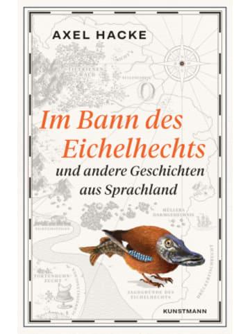 Verlag Antje Kunstmann Im Bann des Eichelhechts
