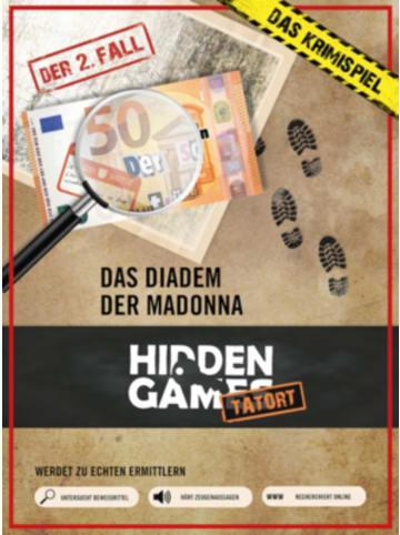 EMF Edition Michael Fischer Hidden Games Tatort - Das Diadem der Madonna (Spiel)