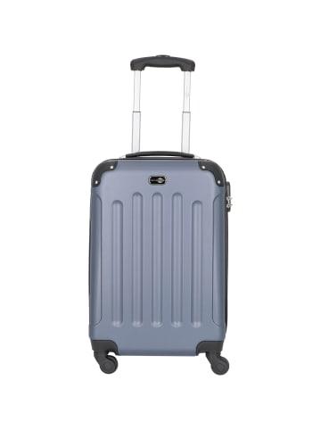 Travel Pal Berlin 4-Rollen Trolley 55 cm in blau