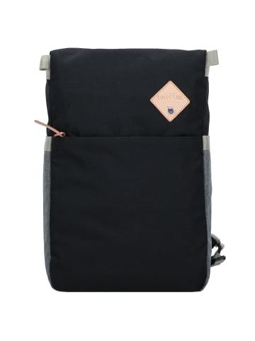 Harvest Label Iwaki Rucksack 41 cm Laptopfach in black