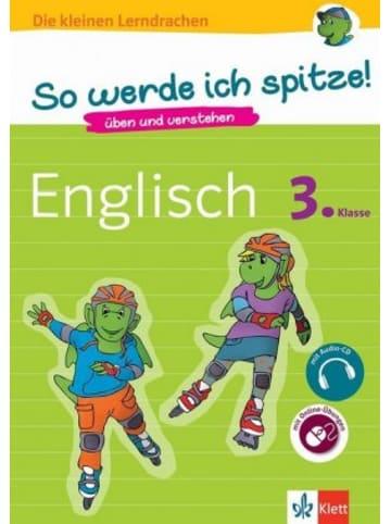 Klett Kinderbuch So werde ich spitze! Englisch 3. Klasse, m. Audio-CD