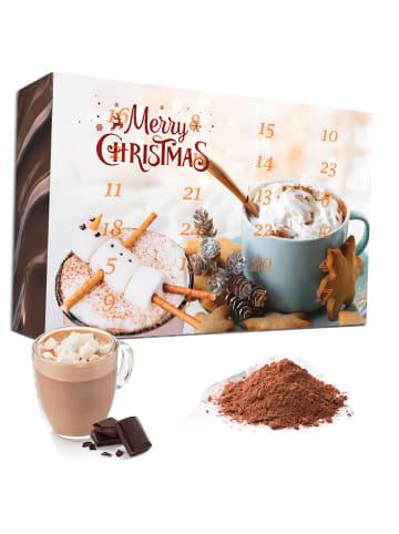 """C&T Adventskalender """"Trinkschokolade"""" mit 24 Sorten - No.3"""