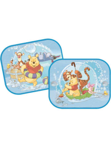 Kaufmann Sonnenschutz für Seitenscheibe, Winnie the Pooh, 2er Pack