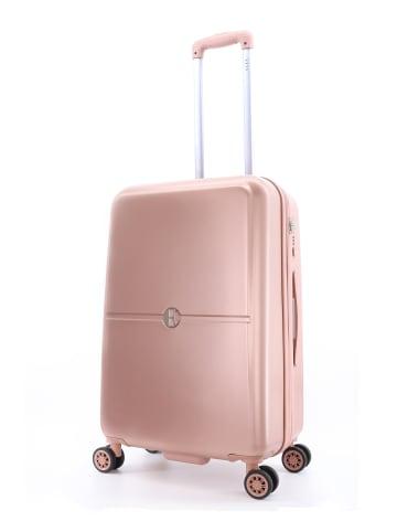 ELLE Reisegepäck Chic in Pink