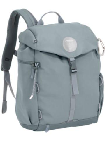 Lässig Wickelrucksack, Outdoor Backpack, grey