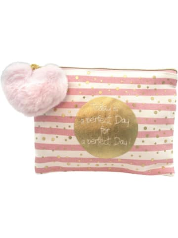 "Mea Living Kosmetiktasche ""Today is a perfect day"""