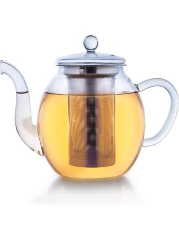 """Creano Glas Teekanne """"hoch 1,0L"""" in Transparent - 1000ml"""
