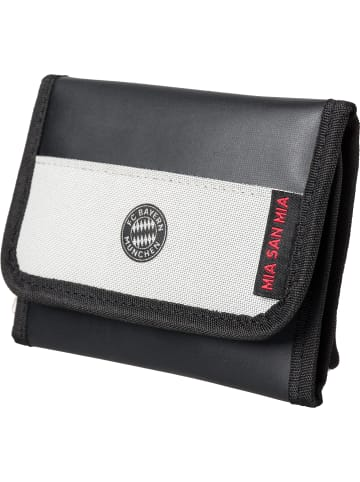FC Bayern Geldbörse black Logo