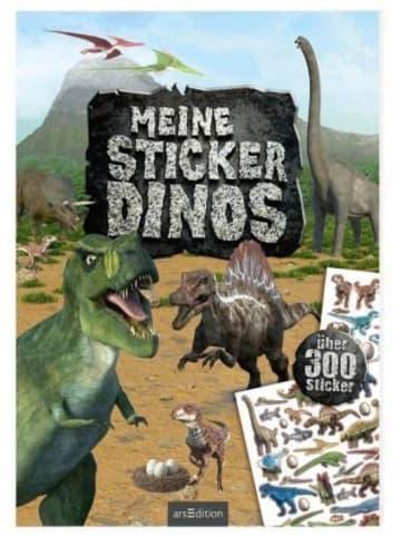 Ars edition Meine Sticker-Dinos