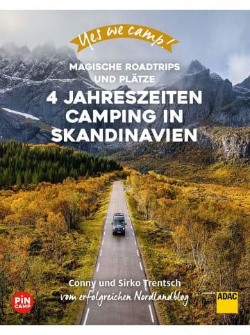 ADAC Yes we camp! 4- Jahreszeiten-Camping in Skandinavien   Magische Roadtrips und...