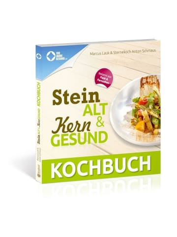 Draksal Fachverlag Das Steinalt und Kerngesund KOCHBUCH | Eine kulinarische Weltreise