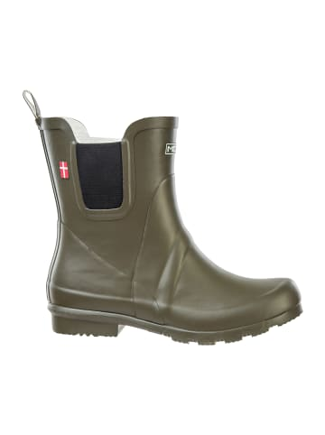 Mols Rubber Boot Suburbs in 3038 Olive Night