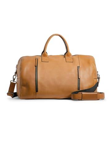 Still nordic Weekender Clean XL Weekend Bag in Light Cognac