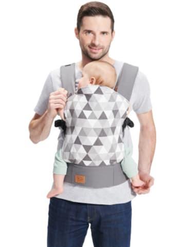 Kinderkraft Babytrage NINO, grey