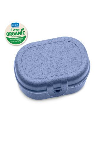 Koziol ORGANIC PASCAL MINI - Lunchbox in organic blue