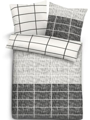 Biberna Biber Bettwäsche 135x200cm, mit Reißverschluss