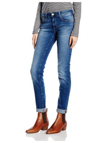 MAVI Skinny Fit Jeans in grau