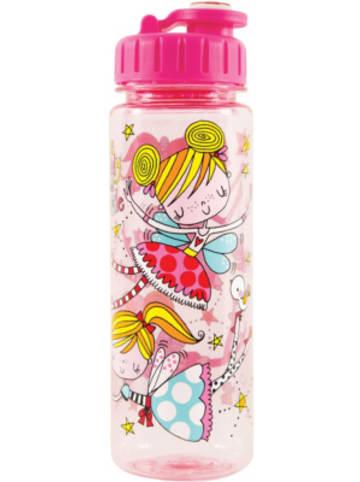 Partystrolche Trinkflasche Kleine Prinzessin / Fee, 500 ml