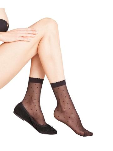 Falke Socken in Schwarz