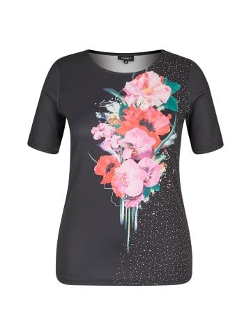KS. selection T-Shirt in Schwarz/Rot/Rosa/Grün/Weiß