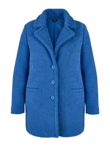 Viventy Fleecejacke in blau