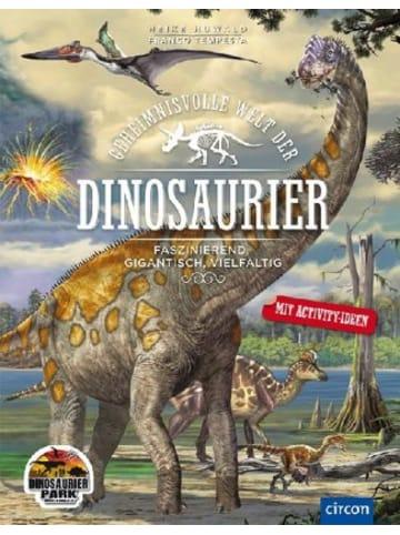 Circon Geheimnisvolle Welt der Dinosaurier