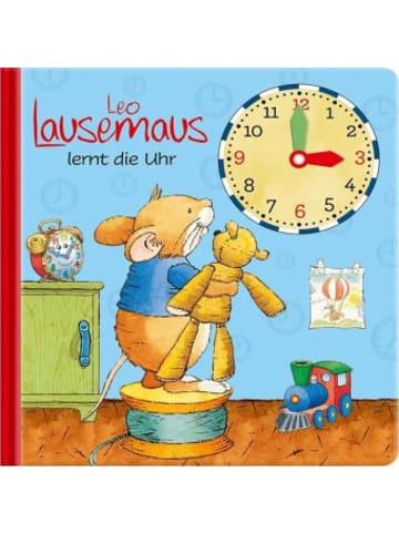 Lingen Verlag Leo Lausemaus lernt die Uhr