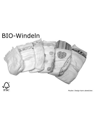 WIK BIO Einwegwindeln NewBorn Gr. 1 (bis 4 kg) 50 Stück (lose im Karton)