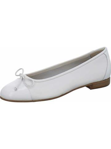 Gabriele Ballerinas in weiß