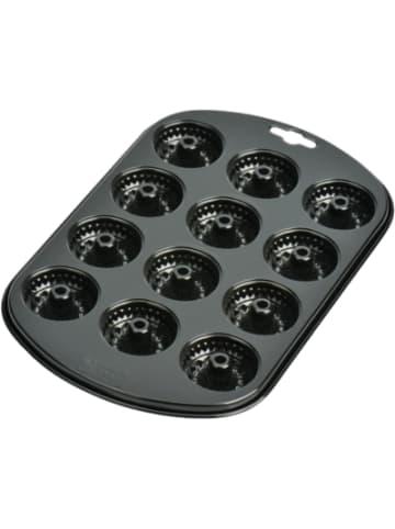 Kaiser Backformen Backform Mini-Gugelhupf Muffinform, 12er