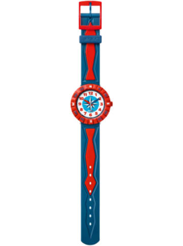 Flik Flak Kinder Armbanduhr GET IT IN BRED