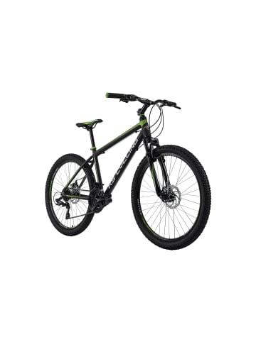 KS CYCLING Mountainbike Hardtail 26'' Xceed in schwarz-grün